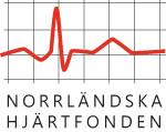 Norrländska Hjärtfonden Logotyp